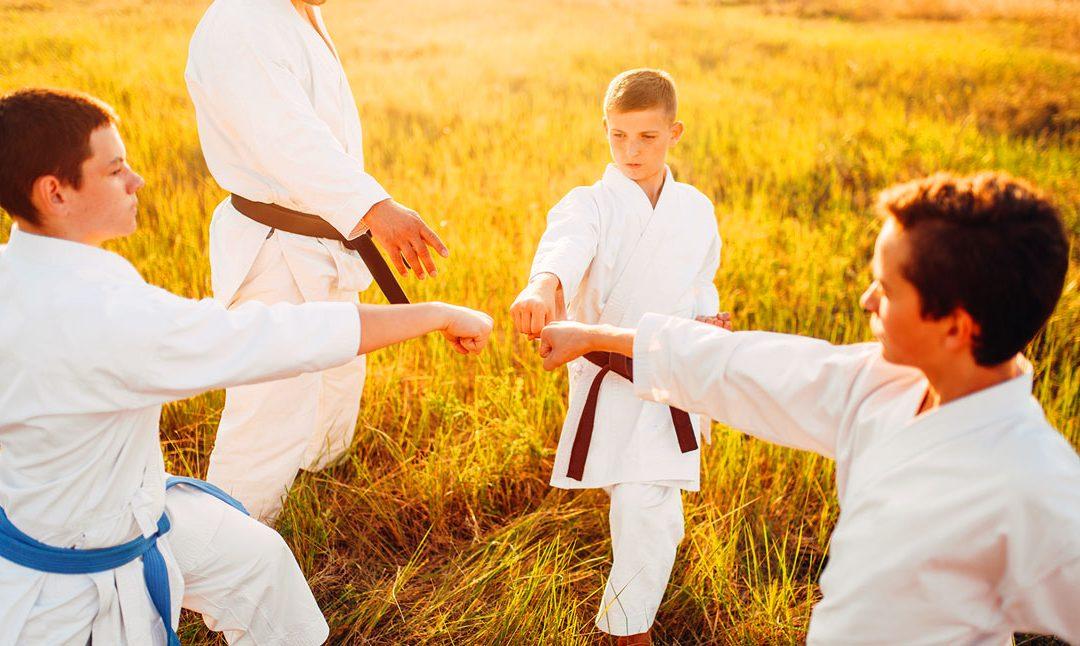 Karateanzüge-Austauschbörse!